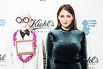 Andrea Duro during the photocall of the celebration of  Kiehl's 10th anniversary of the collaboration with the Foundation Juegaterapia in Madrid. September 29, 2016. (ALTERPHOTOS/Borja B.Hojas)
