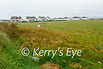The site of new Kerry County Council housing project in Marconi Ave, Ballybunion