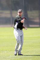Tyler Matzek, Colorado Rockies, 2010 minor league spring training. .Photo by:  Bill Mitchell/Four Seam Images.