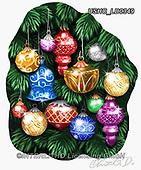 Liz,CHRISTMAS SYMBOLS, WEIHNACHTEN SYMBOLE, NAVIDAD SÍMBOLOS, LizDillon, paintings+++++,USHCLD0349,#XX#