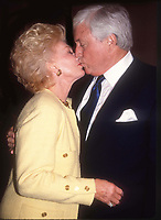 #EvaGabor #MervGriffin 1989<br /> Photo By Adam Scull/PHOTOlink.net