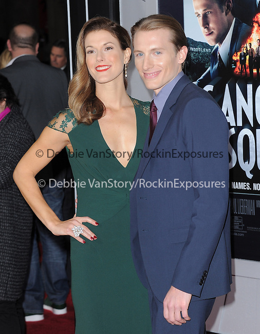 James Hebert at Warner Bros Pictures' L.A. Premiere of Gangster Squad held aat The Grauman's Chinese Theater in Hollywood, California on January 07,2013                                                                   Copyright 2013 Hollywood Press Agency