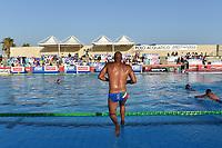 Amaurys Perez of Italy Shanghai 2011 (white) <br /> Roma 29/07/2020 Stadio del Nuoto   <br /> Pallanuoto Uomini <br /> Sfida tra i campioni del mondo <br /> Italia Shanghai 2011 Vs Italia Gwangju 2019 <br /> Foto Andrea Staccioli/Deepbluemedia/Insidefoto