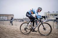 Michael Vanthourenhout (BEL/Pauwels Sauzen-Bingoal)<br /> <br /> UCI 2021 Cyclocross World Championships - Ostend, Belgium<br /> <br /> Elite Men's Race<br /> <br /> ©kramon