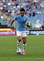 28th August 2021; Olympic Stadium, Rome, Italy; Serie A football, SS Lazio versus AC Spezia : Andreas Pereira of Lazio