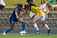 USWNT U-20 vs Brazil, July 1, 2018