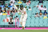 7th January 2021; Sydney Cricket Ground, Sydney, New South Wales, Australia; International Test Cricket, Third Test Day One, Australia versus India; Will Pucovski of Australia batting during play