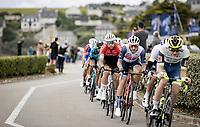 Edward Theuns (BEL/Trek-Segafredo)<br /> <br /> Stage 1 from Brest to Landerneau (198km)<br /> 108th Tour de France 2021 (2.UWT)<br /> <br /> ©kramon