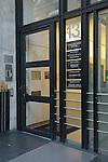 The offices of Richard Noel Middleton, 13 Albemarle Street London W1.