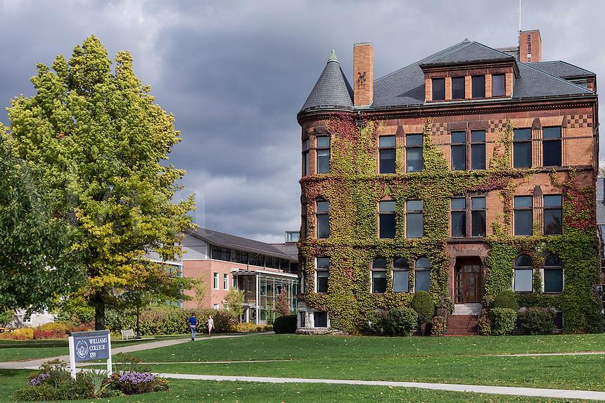 Williams College campus, Williamstown, Massachusetts, USA