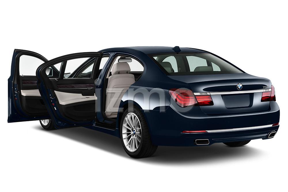 2013 BMW 7-Series 750i sedan