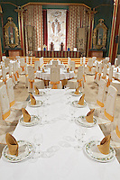 hotel el convento restaurant interior , Coreses spain castile and leon
