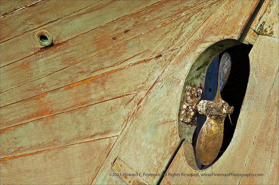 Boat repair - Gannon & Benjamin Boatyard