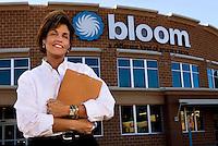 New Bloom Store Manager Georgia Habit (