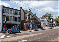 BNPS.co.uk (01202 558833)<br /> Pic: WillemienRieken/BNPS<br /> <br /> The same site today in Oosterbeek near Arnhem.<br /> <br /> As the 75th anniversary of Operation Market Garden begins tomorrow, one of the original 'flower girl''s of Arnhem is still remembering...<br /> <br /> A heartwarming tale of dedication and rememberance has been revealed over a remarkable Dutch pensioner who still tends the grave of a fallen British Arnhem hero, 75 years after he perished in battle.<br /> <br /> Every year, Willemien Rieken (84) still lays flowers at Oosterbeek War Cemetery in memory of Trooper William Edmond, who was shot by a German sniper in the early stages of Operation Market Garden in 1944.<br /> <br /> Trp Edmond, of the elite 1st Airborne Reconnaissance Squadron's final words, uttered to two comrades who came to his aid, were 'tell my wife I love her'.<br /> <br /> Willemien was just nine years old when Oosterbeek became a bloody battleground in September 1944. The retired director's secretary, now aged 84, hid in a small cellar underneath her father's confectionary shop for five days while fierce fighting raged around their house and garden.<br /> <br /> Twenty-five of her family, friends and neighbours packed into the confined space and cowered in fear in the deafening din of shooting and explosions.<br /> <br /> After the war the grateful citizens of Arnhem arranged a poignant ceremony involving a nine year old Willimein and other school children from the town, to lay flowers at the graves of the British soldiers killed in the battle. <br /> <br /> And the dedicated pensioner is now one of the last survivors to still undertake the task.