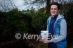 Cillian Hickey, St Brendans College, Killarney 6th year student