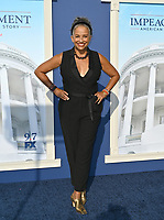 """LOS ANGELES, USA. September 02, 2021: Rae Dawn Chong at the premiere for FX's """"Impeachment: American Crime Story"""" at the Pacific Design Centre.<br /> Picture: Paul Smith/Featureflash"""