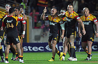 120428 Super  15 Rugby - Chiefs v Hurricanes