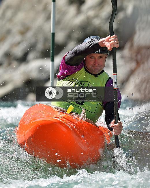 2014 Buller Fest, Kayak Slalom, O'Sullivans Rapid Buller River, Saturday 1st March 2014, Murchison, New Zealand, Photos: Barry Whihnall/Shuttersport