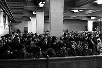 ARCHIVE -<br /> Messe nouvelle<br /> date inconnue, vers 1968<br /> <br /> Photo : Agence Quebec Presse  - Alain Renaud
