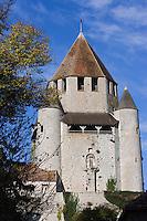 Europe/France/Ile-de-France/77/Seine-et-Marne/Provins: la Tour César - XIIe