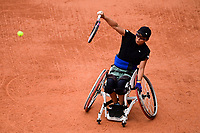9th October 2020, Roland Garros, Paris, France; French Open tennis, Roland Garr2020;  Ladies singles wheelchair final, Momoko Othani jpn
