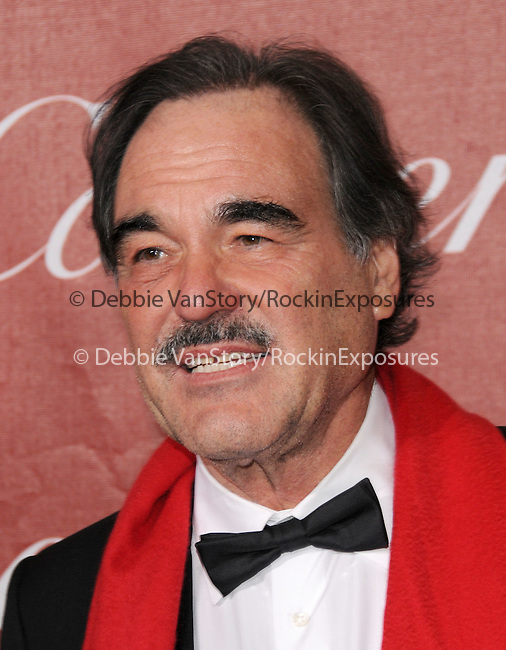 Oliver Stone attends the 2011 Palm Springs International Film Festival Awards Gala held at The Palm Springs Convention Center in Palm Springs, California on January 08,2011                                                                               © 2010 Hollywood Press Agency