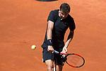 Grigor Dimitrov  during Mutua Madrid Open Tennis 2017 at Caja Magica in Madrid, May 08, 2017. Spain.