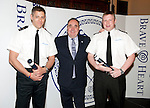 First Minister presents a 2011 Brave@Heart award to  Police Constable Blair McMaster and Police Constable  Michael Gaillie from Barra. .Pic Kenny Smith, Kenny Smith Photography.6 Bluebell Grove, Kelty, Fife, KY4 0GX .Tel 07809 450119,