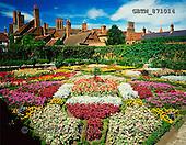 Tom Mackie, FLOWERS, photos, The Knot Garden, New Place, Stratford-Upon-Avon, Warwickshire, England, GBTM871014,#F# Garten, jardín