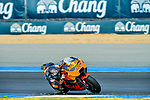 Red Bull KTM Factory Racing's rider Mika Kallio of Finland rides during the MotoGP Official Test at Chang International Circuit on 18 February 2018, in Buriram, Thailand. Photo by Kaikungwon Duanjumroon / Power Sport Images
