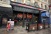 Pictured: Exterior view Monday 15 May 2017<br /> Re: Coyote Ugly Saloon in Cardiff, Wales, UK.