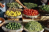 Markt in Bikaner (Rajasthan), Indien