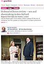 Hobson's Choice, Regent's Park Theatre, Guardian, 18.06.14