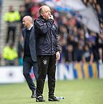 05.05.2018 Rangers v Kilmarnock: jimmy Nicholl