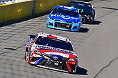 #18: Kyle Busch, Joe Gibbs Racing, Toyota Camry Snickers White