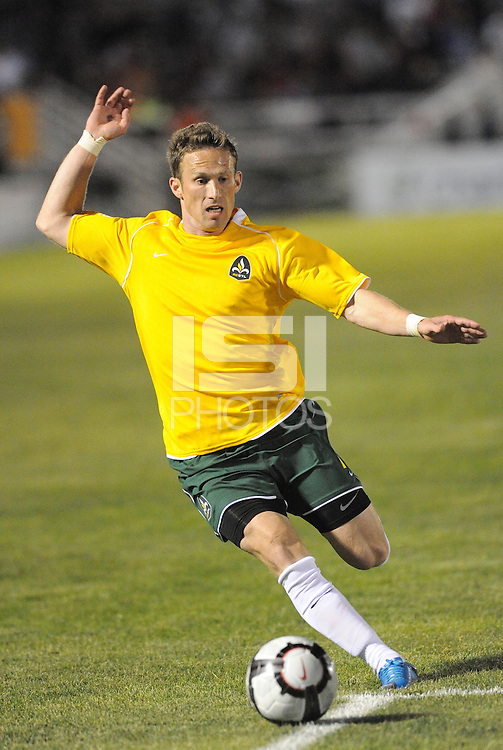 Luke Kreamalmeyer...AC St Louis were defeated 1-2 by Austin Aztek in their inaugural home game in front of 5,695 fans at Anheuser-Busch Soccer Park, Fenton, Missouri.