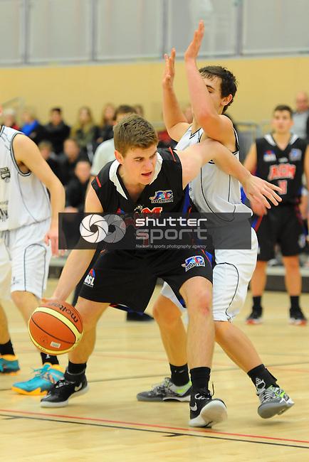 Basketball New Zealand U19 National Championship. Saxton Stadium. Nelson, New Zealand. Friday 18 July 2014. Photo: Chris Symes/www.shuttersport.co.nz.