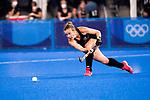 Megan Hull. Women's Pool B match between New Zealand and Japan, Oi Hockey Stadium, Tokyo, Japan, Monday 26 July 2021. <br /> Photo: AlishaLovrich/HockeyNZ/www.bwmedia.co.nz
