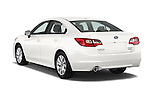 Car pictures of rear three quarter view of a 2015 Subaru Legacy 2.5i Premium 4 Door Sedan Angular Rear