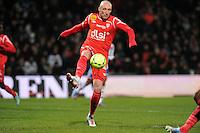 Sebastien Puygrenier (Nancy)  .Football Calcio 2012/2013.Ligue 1 Francia.Foto Panoramic / Insidefoto .ITALY ONLY