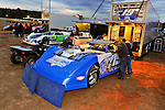 Feb 03, 2011; 5:53:28 PM; Sylvania, GA., USA; An Unsactioned Racing Event Running a 10,000 To Win During Speedweeks 2011 At Screven Motor Speedway.  Mandatory Credit: (thesportswire.net)