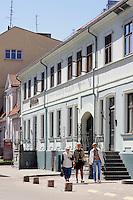 Wohnhaus in Klaipeda, Litauen, Europa
