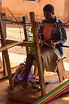 Kente Cloth Weaver 3