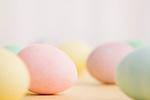 Multicolored Easter egg
