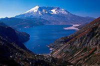 Mt. St. Helen's and Spirit Lake, Washington