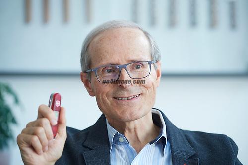 Carl Elsener CEO Victorinox
