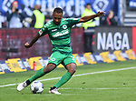 05.10.2019,  GER; 2. FBL, Hamburger SV vs SpVgg Greuther Fuerth ,DFL REGULATIONS PROHIBIT ANY USE OF PHOTOGRAPHS AS IMAGE SEQUENCES AND/OR QUASI-VIDEO, im Bild Einzelaktion Querformat Julian Green (Fuerth #37) Foto © nordphoto / Witke