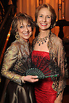 Gloria Tenenbown and Fran Fawcett-Peterson at the Houston Symphony's Opening Night Party at The Corinthian Saturday Sept. 8,2012.(Dave Rossman photo)