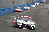 2017 Monster Energy NASCAR Cup Series<br /> Auto Club 400 Auto Club Speedway, Fontana, CA USA<br /> Sunday 26 March 2017<br /> Denny Hamlin, Toyota Sport Clips Toyota Camry<br /> World Copyright: Russell LaBounty/LAT Images<br /> ref: Digital Image 17FON1rl_6951